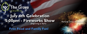 4th of July party at The Grove @ The Grove Church | Greenbrier | Tennessee | United States