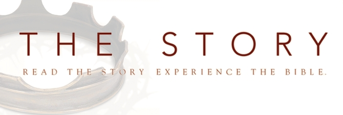 The Story banner