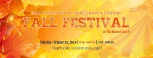 Fall Festival @ The Grove Church | Greenbrier | Tennessee | United States