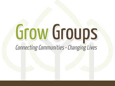 Grow Groups at The Grove