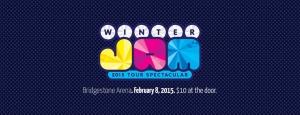 WinterJam 2015 @ Bridgestone Arena | Nashville | Tennessee | United States